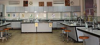 T.I.S. Senior School Boys Biology Lab