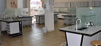 T.I.S. Senior School Girls Chemistry Lab