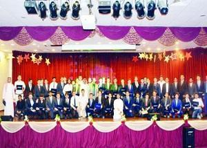 Jeddah School Felicitates High Achievers