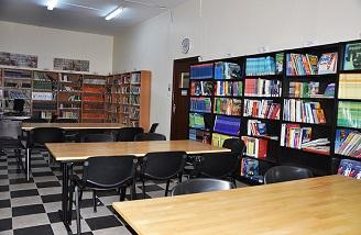 T.I.S. Middle and Senior School Boys Library