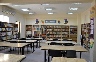 T.I.S. Middle and Senior School Girls Library