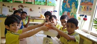 T.I.S. Upper Primary School Science Lab