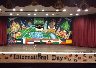International Day Middle School Girls - Thamer International Schools