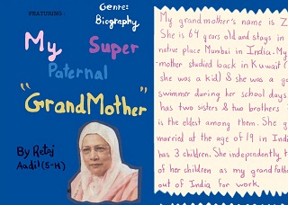 My Super Parental Grandmother - Thamer International Schools