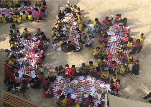 SPOTTED AND REPORTED Picnic Day - Upper Primary School - Thamer International Schools