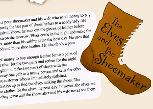 The Elves and the Shoemaker - Thamer International Schools
