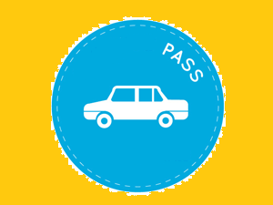 Schools' Pass Sticker - Thamer International Schools