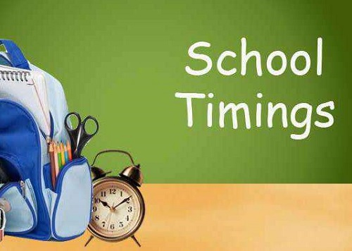 Summer Timing - Thamer International Schools
